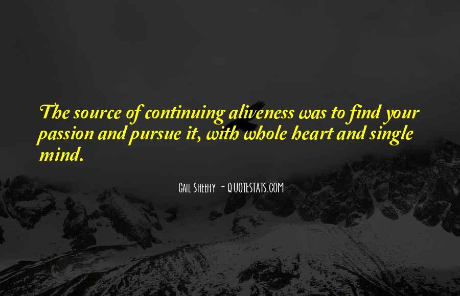 Gail Sheehy Quotes #972221