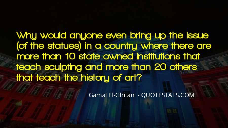 Gamal El-Ghitani Quotes #641129