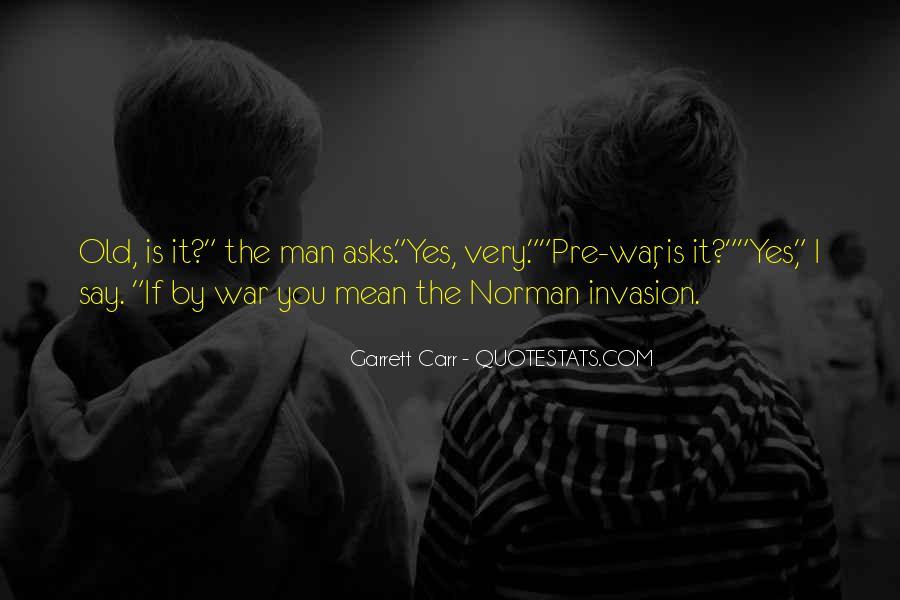 Garrett Carr Quotes #602651