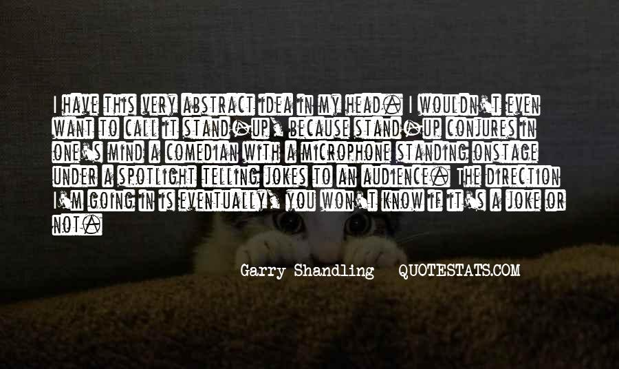 Garry Shandling Quotes #1599636