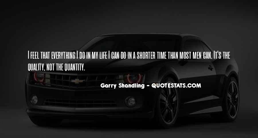 Garry Shandling Quotes #1774662