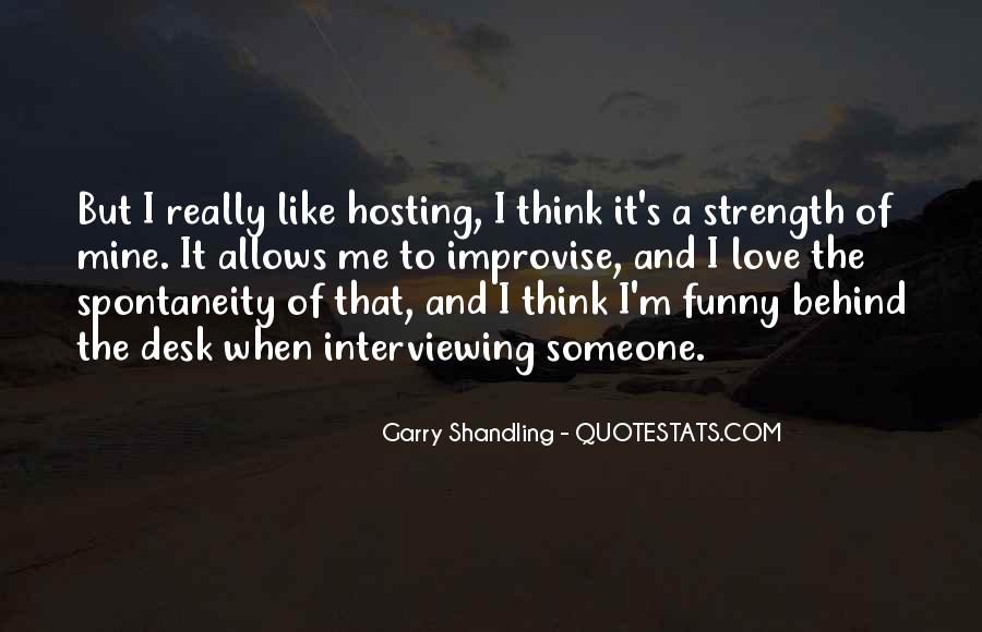 Garry Shandling Quotes #269440