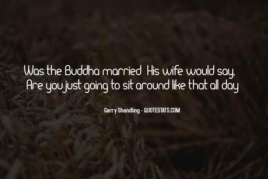Garry Shandling Quotes #842742