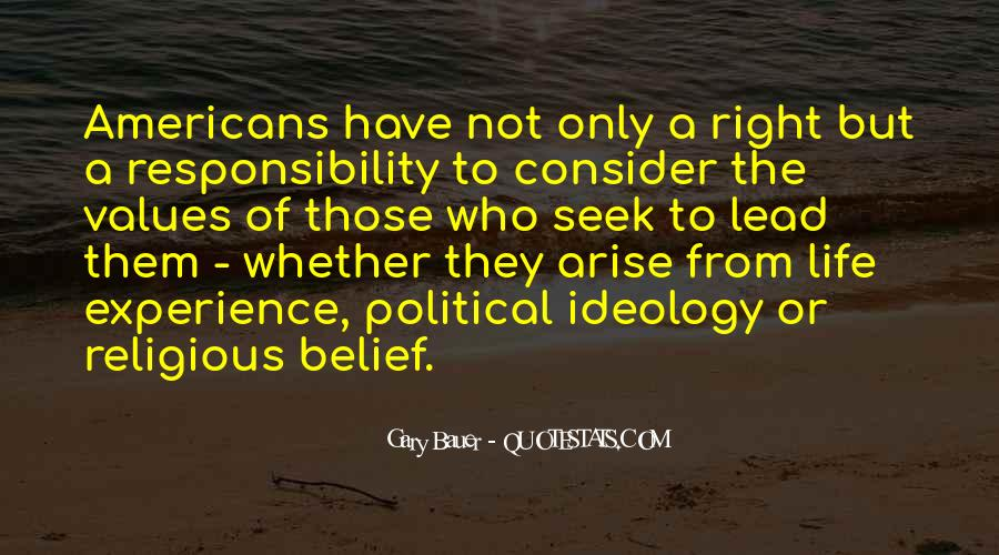 Gary Bauer Quotes #133585
