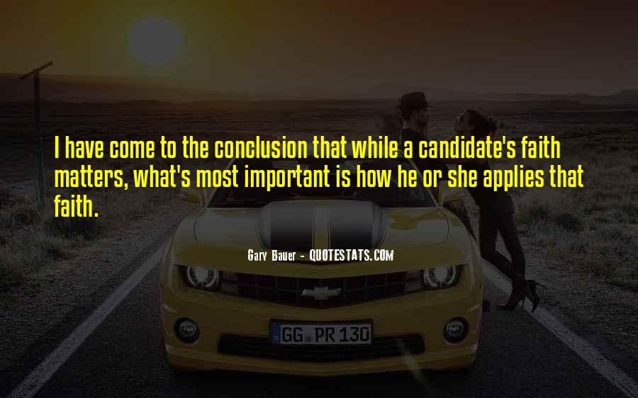 Gary Bauer Quotes #1430021