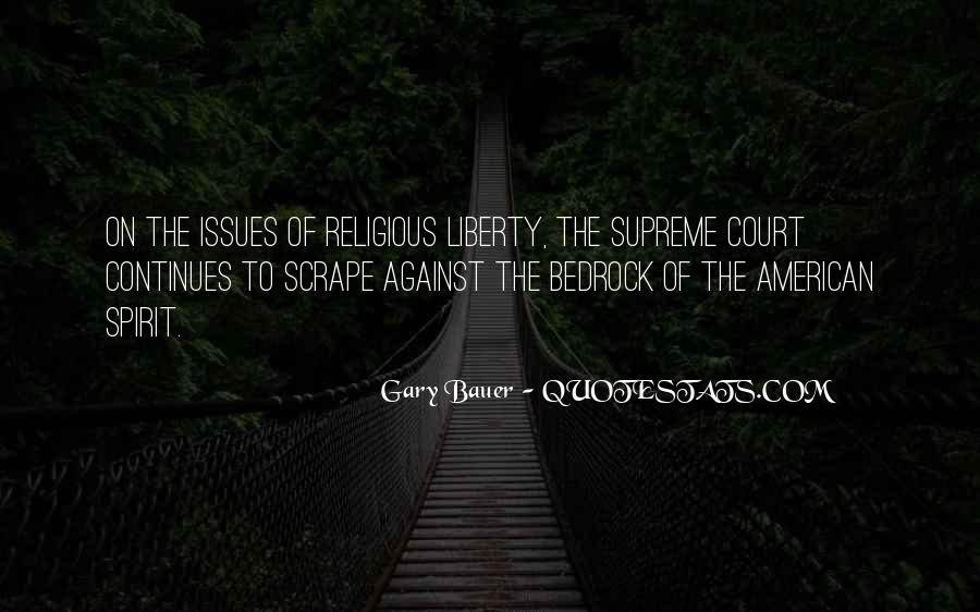 Gary Bauer Quotes #1513306