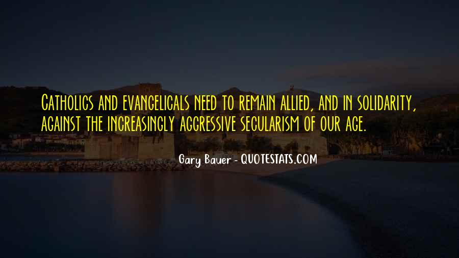 Gary Bauer Quotes #242665