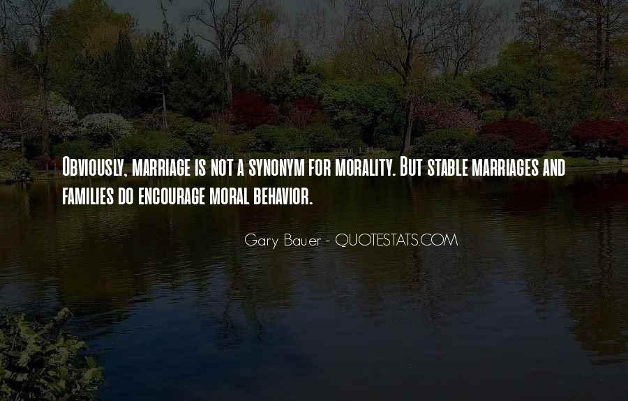 Gary Bauer Quotes #249246