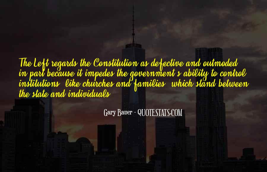 Gary Bauer Quotes #868171