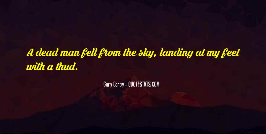Gary Corby Quotes #1826091