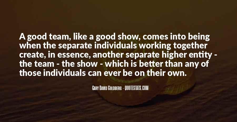 Gary David Goldberg Quotes #1780379