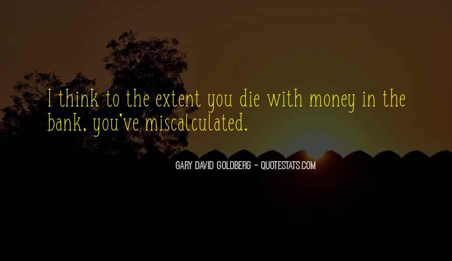 Gary David Goldberg Quotes #1830950