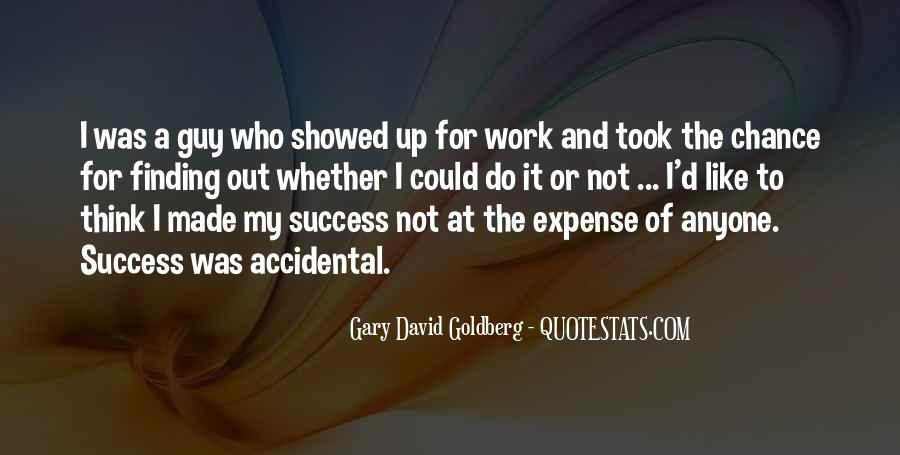 Gary David Goldberg Quotes #1855867