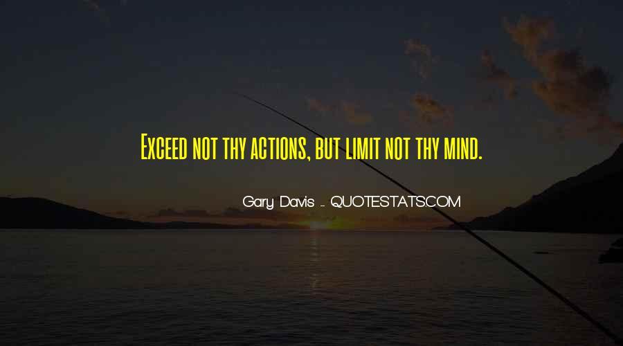 Gary Davis Quotes #1297219