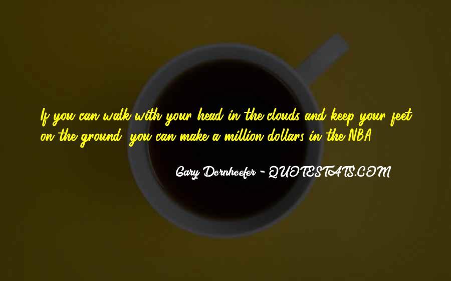 Gary Dornhoefer Quotes #701911