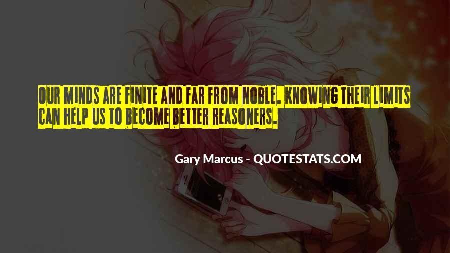 Gary Marcus Quotes #938030
