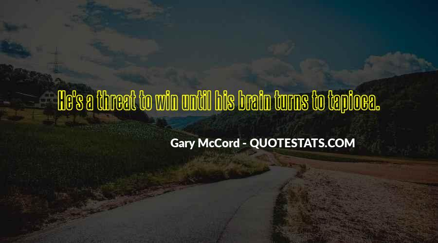 Gary McCord Quotes #1068044