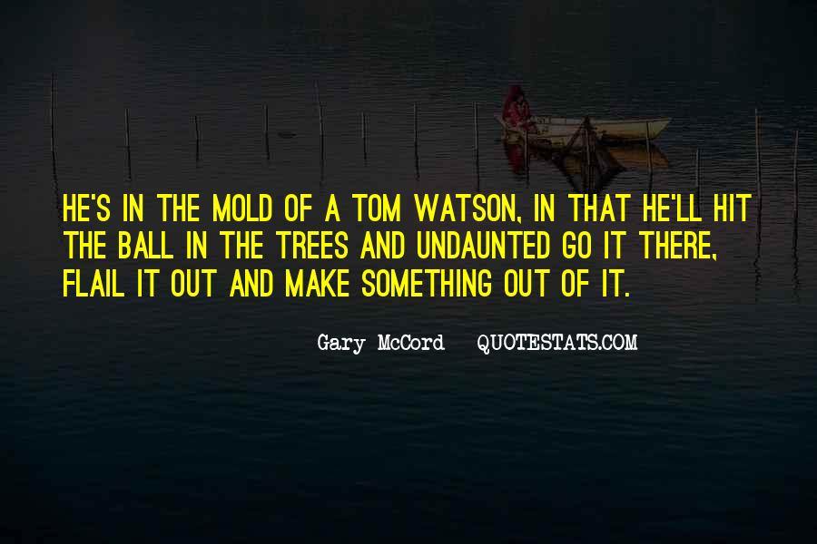 Gary McCord Quotes #1402276