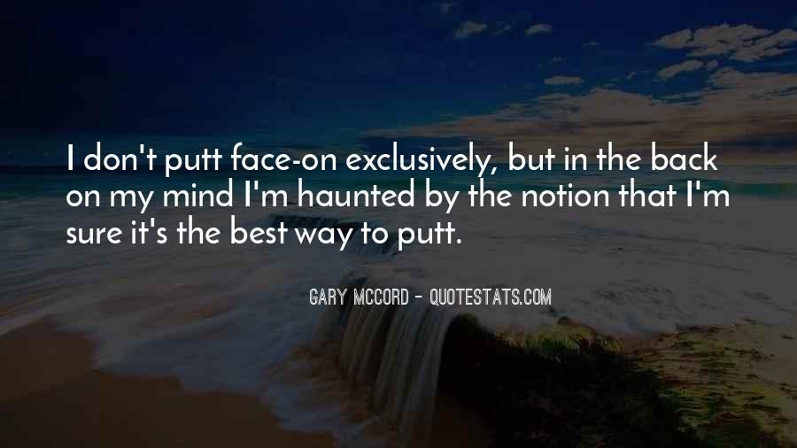 Gary McCord Quotes #1624237