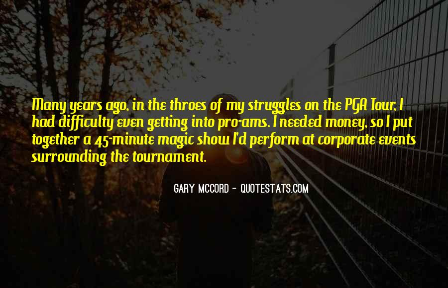 Gary McCord Quotes #1808636