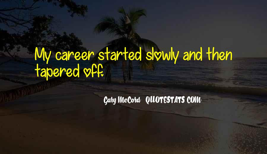 Gary McCord Quotes #263498