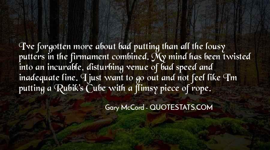 Gary McCord Quotes #617981