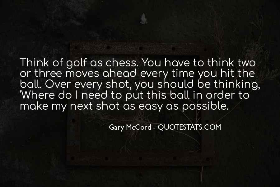 Gary McCord Quotes #658483