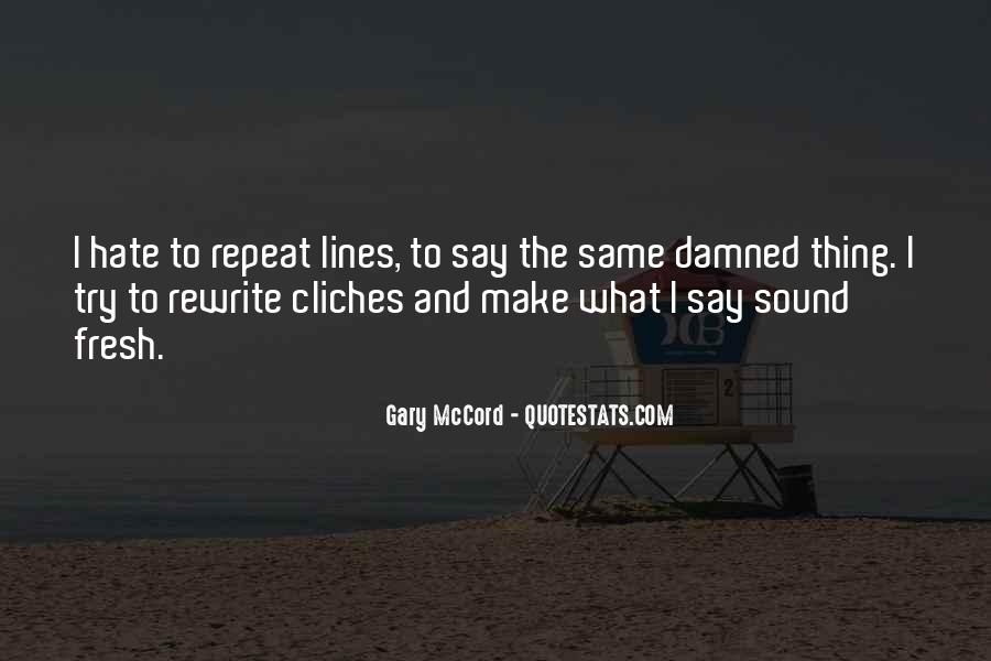 Gary McCord Quotes #886085