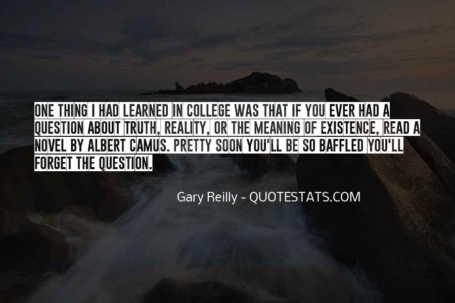 Gary Reilly Quotes #1601843