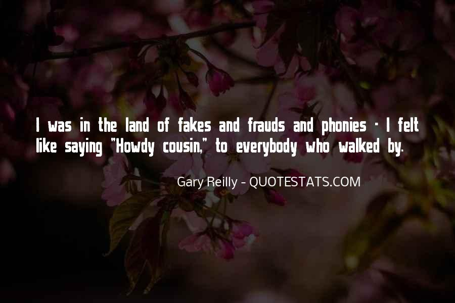 Gary Reilly Quotes #1728401