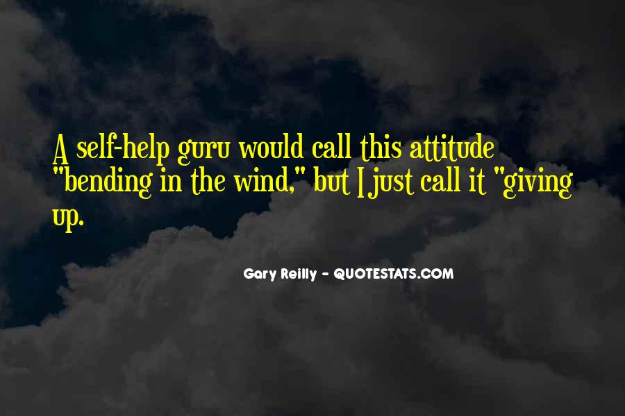 Gary Reilly Quotes #7668