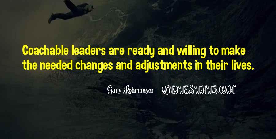 Gary Rohrmayer Quotes #1563272