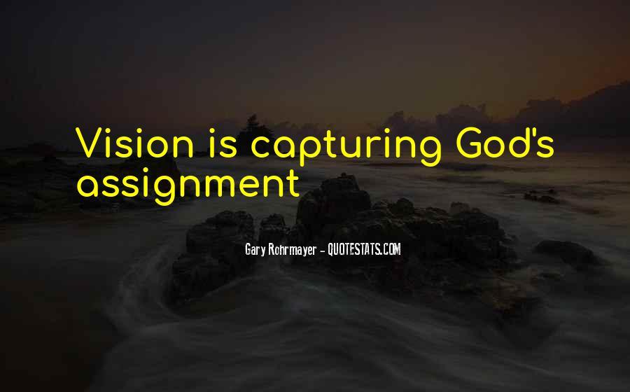 Gary Rohrmayer Quotes #1635198