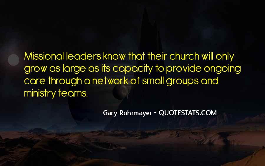 Gary Rohrmayer Quotes #1813428