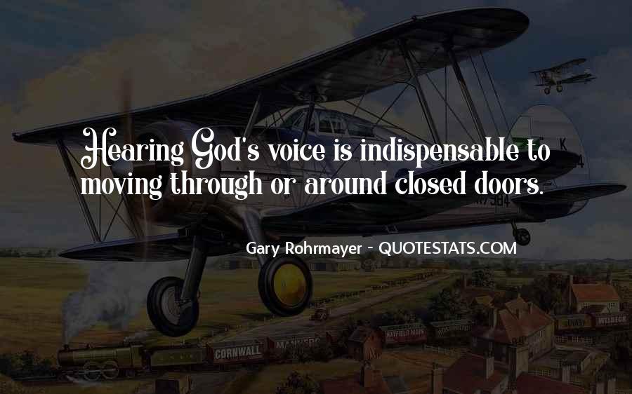 Gary Rohrmayer Quotes #244345