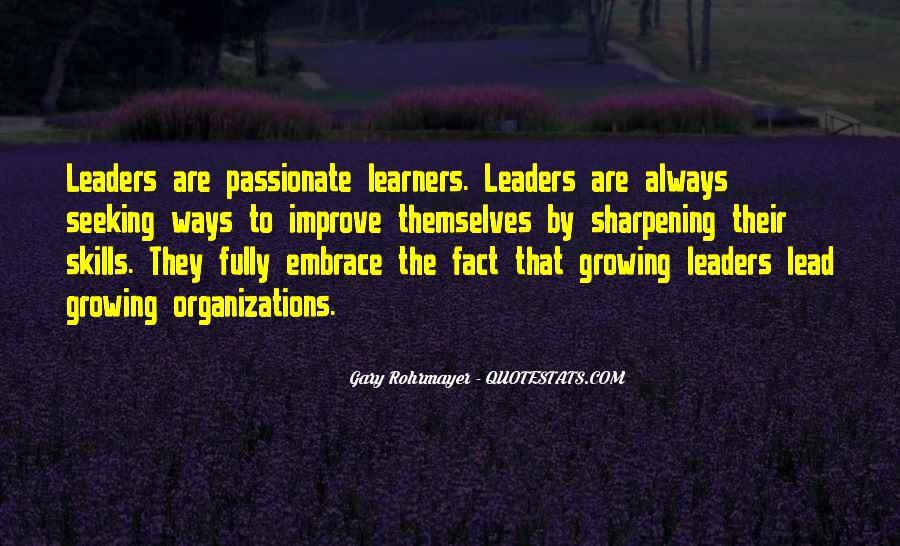 Gary Rohrmayer Quotes #267292