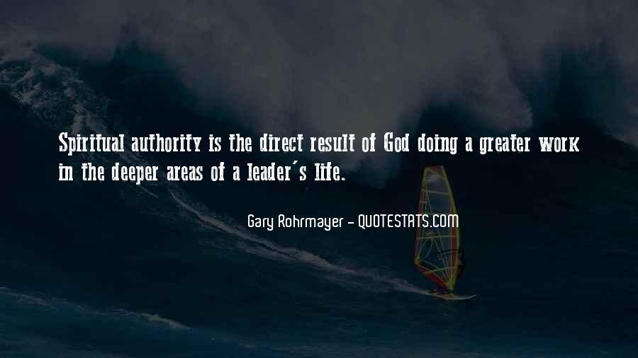 Gary Rohrmayer Quotes #34095