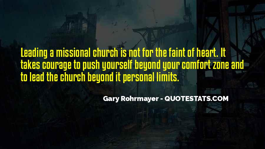 Gary Rohrmayer Quotes #58606