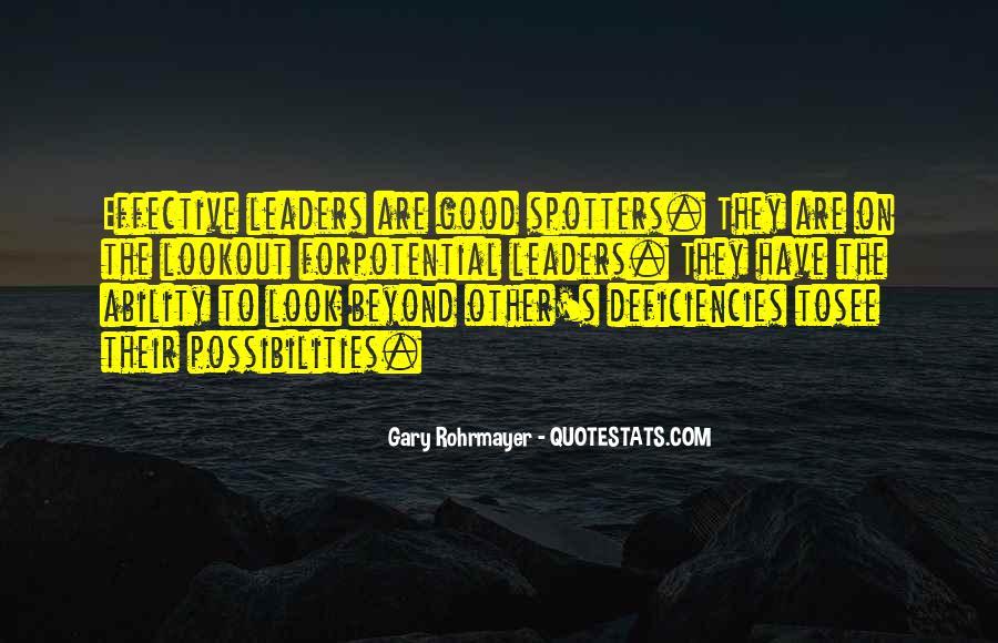 Gary Rohrmayer Quotes #707128