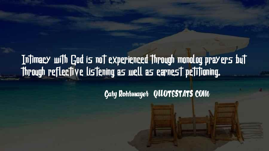 Gary Rohrmayer Quotes #822287