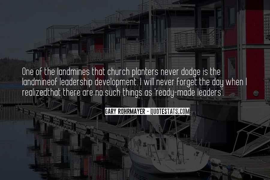 Gary Rohrmayer Quotes #828691