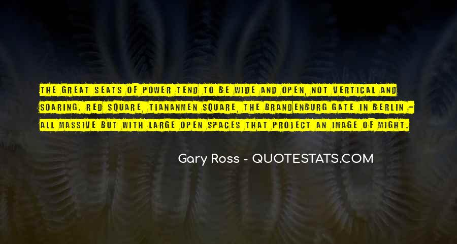 Gary Ross Quotes #1032522