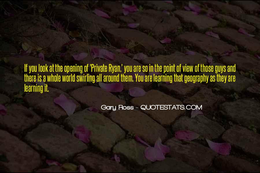 Gary Ross Quotes #1491698