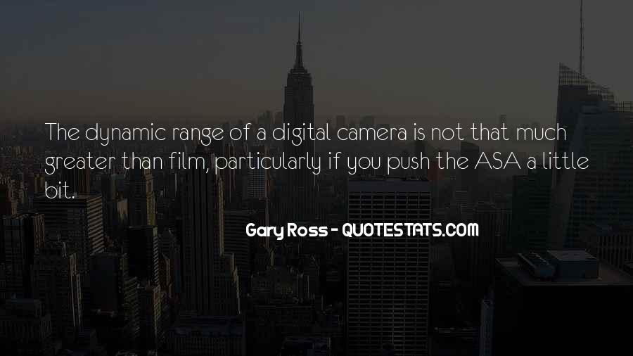 Gary Ross Quotes #1507169