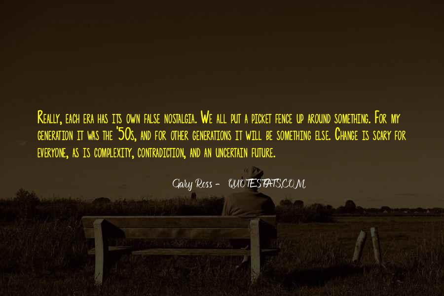 Gary Ross Quotes #153002