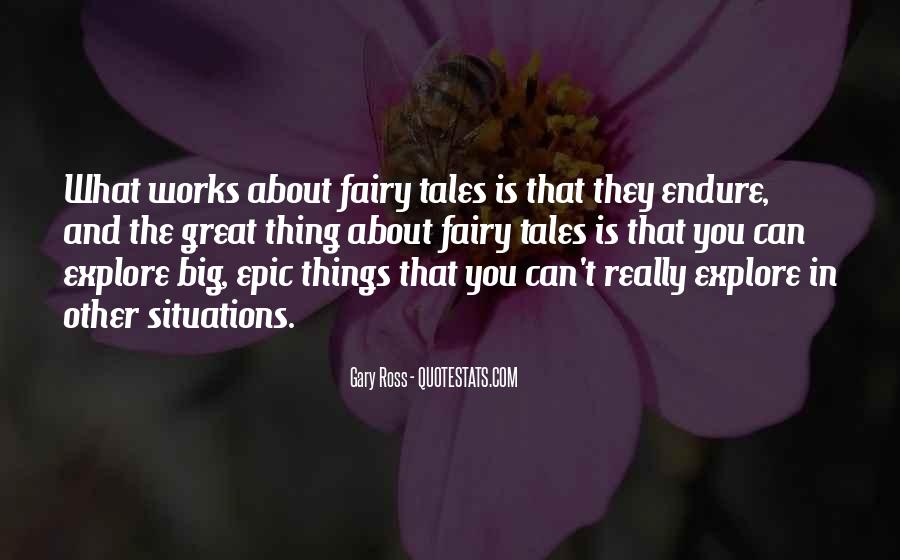 Gary Ross Quotes #1560181