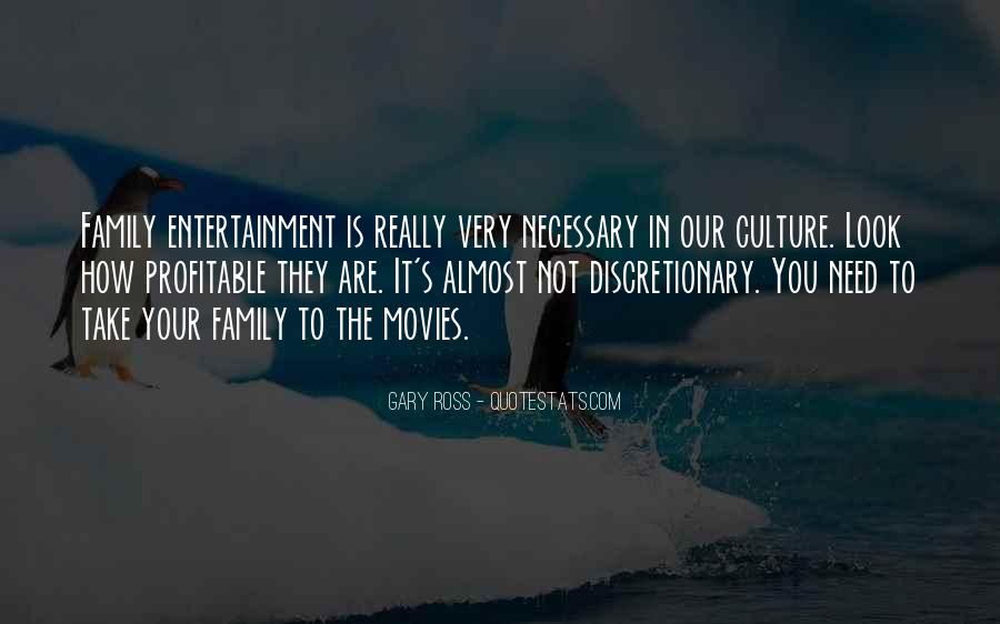 Gary Ross Quotes #166815