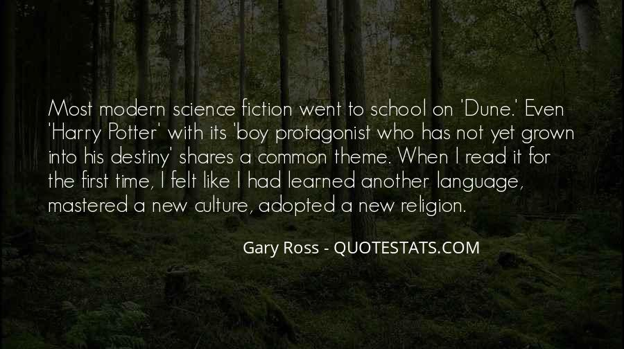 Gary Ross Quotes #617587