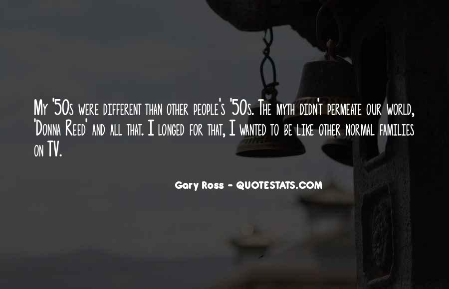 Gary Ross Quotes #838575