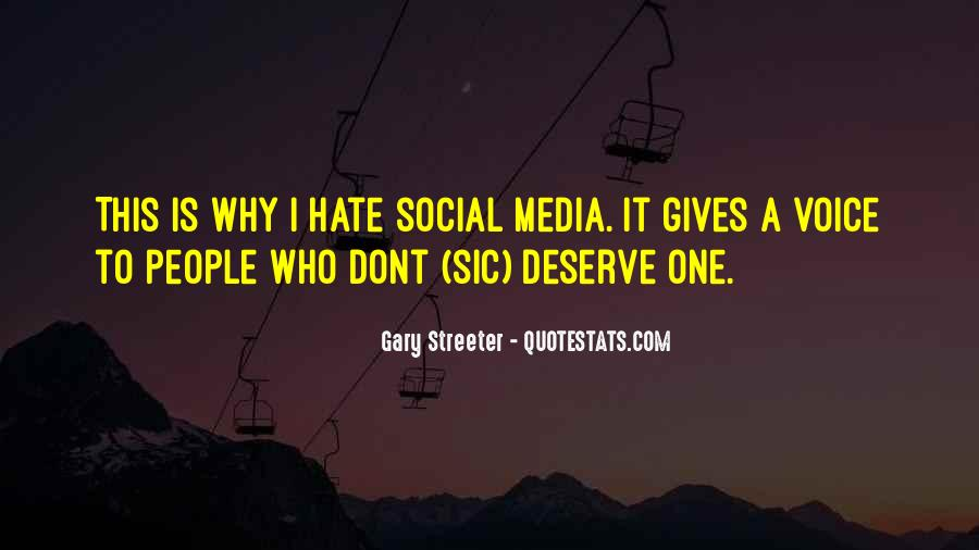 Gary Streeter Quotes #643835